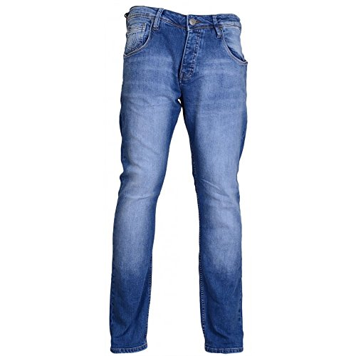 883 Police -  Jeans  - tapered - Uomo Blue 34 Short