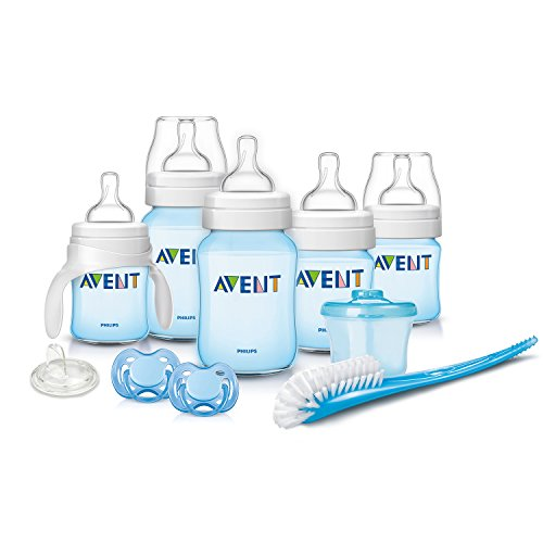 For Sale! Philips AVENT Classic Newborn Gift Set, Blue