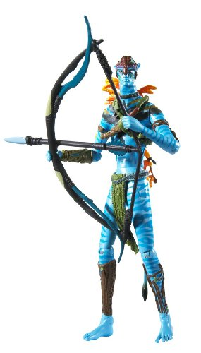 Buy Low Price Mattel James Cameron's Avatar Na'vi Warrior Jake Sully Action Figure (B002SNA9EY)