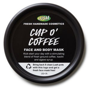 Cup O' Coffee Face and Body Mask 5.2oz