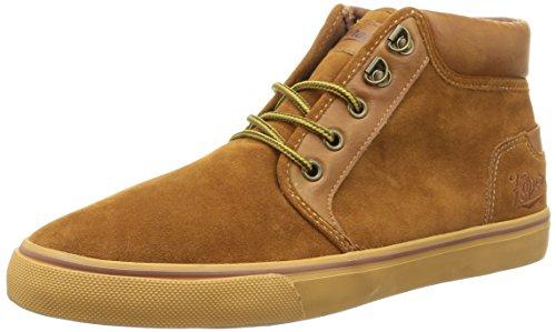 Kaporal - Vertown, Sneakers da uomo, beige (camel), 42