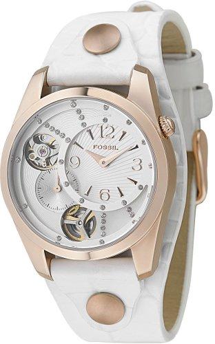 FOSSIL (フォッシル) 腕時計 DRESS F2 ホワイトMOP ME1063 レディース [正規輸入品]