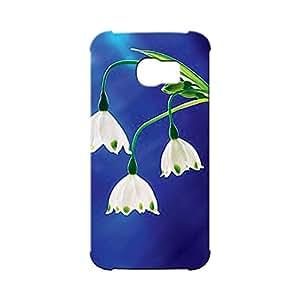 BLUEDIO Designer Printed Back case cover for Samsung Galaxy S6 Edge - G6752