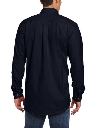 Carhartt men 39 s big tall chamois shirt long sleeve button for Carhartt men s chamois long sleeve shirt