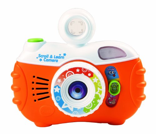 Vtech Scroll And Learn Camera front-893959