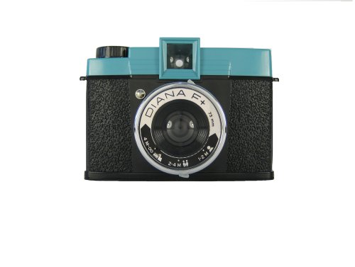 Best Price! Lomography Diana F+ Medium Format Camera
