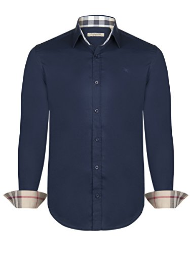 burberry-brit-herren-hemd-slim-fit-blau-navy-gr-l