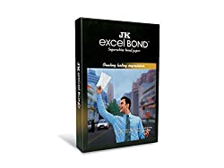JK Excel Bond - A4, 250 Sheets, 80 GSM