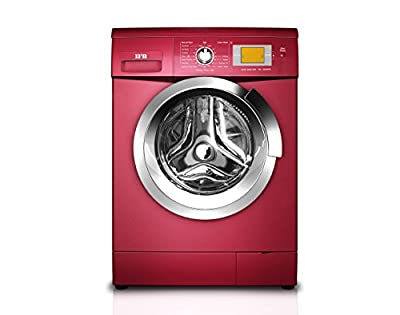 IFB Elite Aqua SXR Fully-automatic Front-loading Washing Machine (7 Kg, Red)