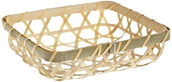 PacknWood Bamboo Display For Wooden Cone, 5.1 x 5.1-Inch (Case of 100)