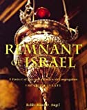 img - for Remnant of Israel a Portrait of Americas First Jewish Congregation by Israel, Shearith, Angel, Marc (2004) Hardcover book / textbook / text book