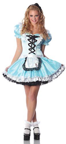 Delicious Go Ask Alice Sexy Costume