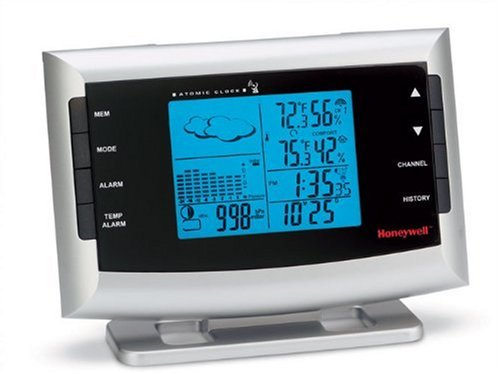 Honeywell TE653ELW Portable Barometric Weather Forecaster