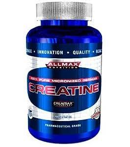 """AllMax Nutrition Micronized Creatine Monohydrate, Pharmaceutical Grade, 400 Gram"""