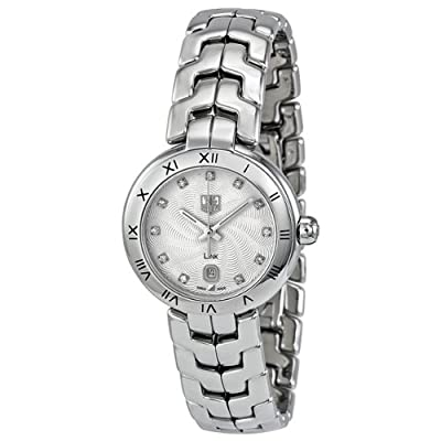 TAG Heuer Women's THWAT1411BA0954 Link Analog Display Quartz Silver Watch