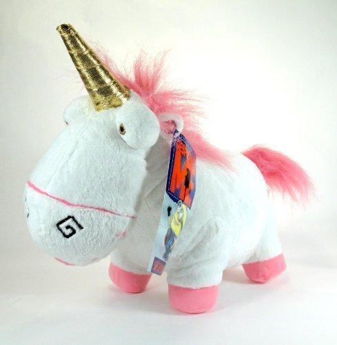 "Despicable Me Unicorn - 12"" Fluffy Plush Unicorn by TF"