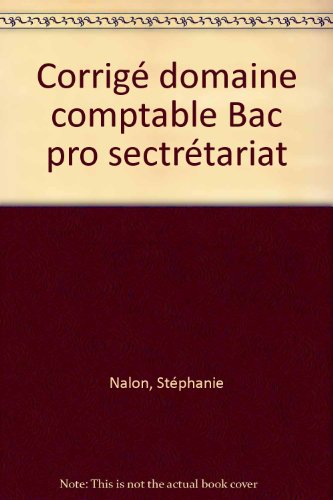 corrigac-domaine-comptable-bac-pro-sectractariat