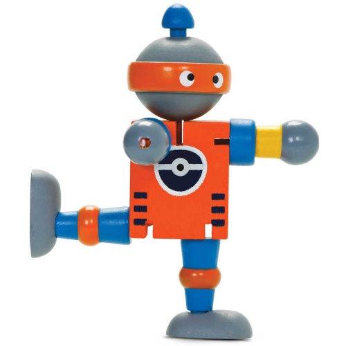 Tobar-Wooden-Robot-Flexi-Toy