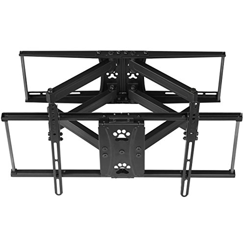 Mounts APDAM2B Staffa da Parete per TV e Monitor da 32 a 65 Pollici ...