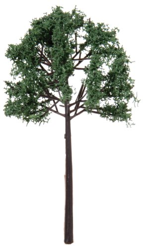 darice-3700-23-2-pack-powdered-fiber-diorama-tree-with-flocked-leaves-4-inch