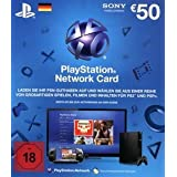 "PlayStation Network Card (50 Euro) - Deutschlandvon ""Sony Computer..."""