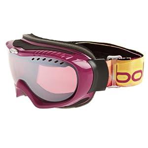 Bollé Women's Simmer Ski Goggle - Raspberry