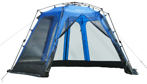 Lightspeed Outdoors Screen House Pop Up Canopy, Blue image