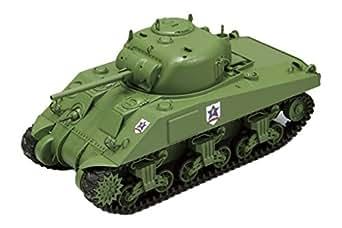 1/35 ガールズ&パンツァー サンダース大学付属高校 M4シャーマン75mm砲搭載型