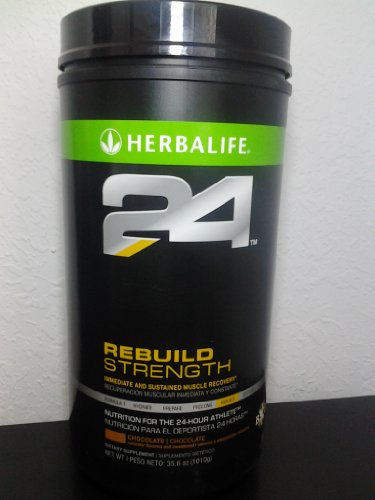 Herbalife 24 -- Rebuild Strength (Chocolate)