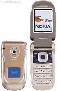 Nokia 2760 Téléphone portable Bluetooth double écran Radio FM Sable doré