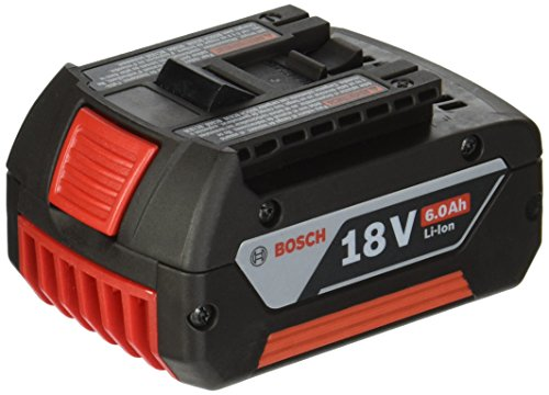 Bosch BAT622 18V Lithium-Ion 6.0 Ah FatPack Battery (Bosch Rhh181bl compare prices)