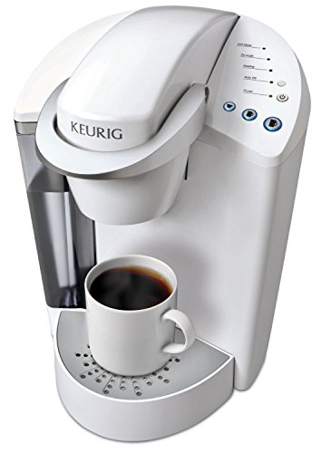 Keurig K45 Elite Brewing System, Coconut White (Keurig K Cup Teas White compare prices)