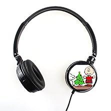 buy Snoopy 1Fsnp017 Earphone Headphone Fashion Cartoon Stereo Sound