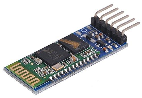 Wireless Serial 6 Pin Bluetooth RF Transceiver Module HC-05