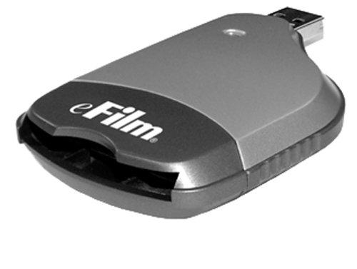 Delkin Devices Reader 31 USB 1 1 CompactFlash Pocket Reader Writer  DDREADER-31B0001AV5ZI : image