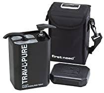 First Need Trav-L-Pure Portable Water Purifier
