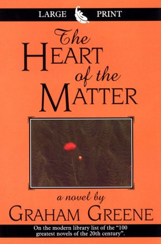 The Heart of the Matter (Thorndike Press Large Print Perennial Bestsellers Series)