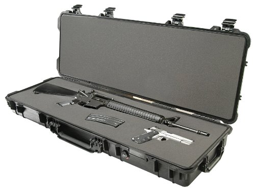 Pelican 1720 Case with Foam for Camera Black
