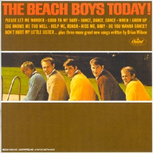 Beach Boys - Today ! / Summer Days (And Summer Nights) - Zortam Music