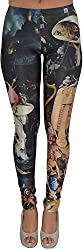 BUY Zayn D' Women's Nylon Lycra Leggings for loving Sister and SURPRISE her with FREE studs INSIDE