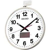 セイコー 掛時計 ソーラー屋外用 電波時計 SF211S