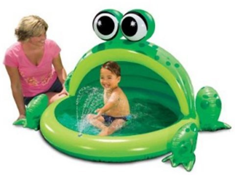 Welcome Summer My 1st Summer Hoppy Frog Pool