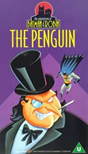 The Adventures Of Batman And Robin: The Penguin [VHS]