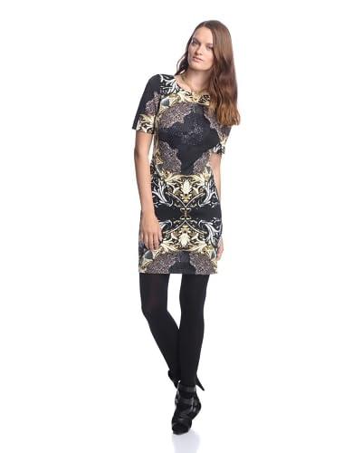 W118 by Walter Baker Women's Clover Dress  [Filligree Portal Print]