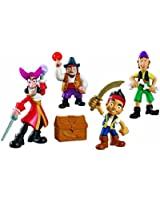 Mattel Jake Il Pirata Fisher Price X5182 - Adventure Figure Pack