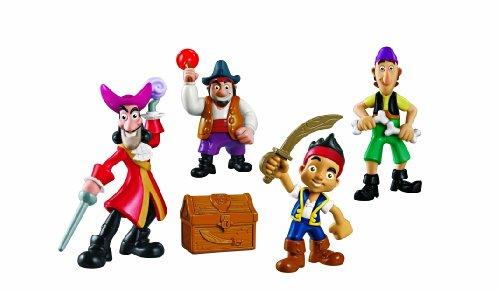 Mattel Jake Il Pirata Fisher Price X5182 - Adventure Figure Pack