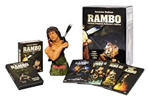 Rambo (Limitierte Edition mit Büste) [8 DVDs] [Limited Collector's Edition]