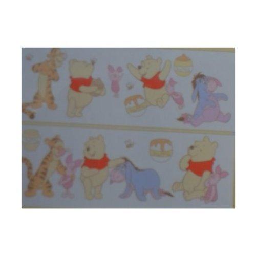 Disney Winnie the Pooh Nursery Wall Stickers