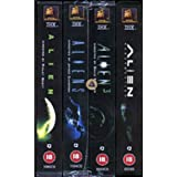 Alien Saga (Box Set): Alien/Aliens/Alien 3/Alien Resurrection [VHS] [1986]by Sigourney Weaver