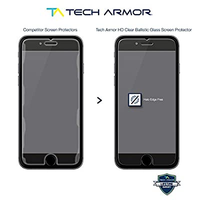 Tech Armor Apple iPhone Screen Protectors by Tech Armor